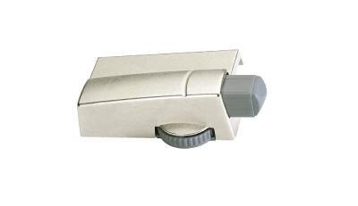 Deurdemper voor voorliggende deuren (bocht 0 mm)