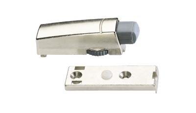Deurdemper opschroefbaar (bocht 0 en 9,5 mm)