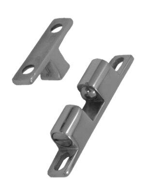Kogelsnapper RVS 50 x 9 mm